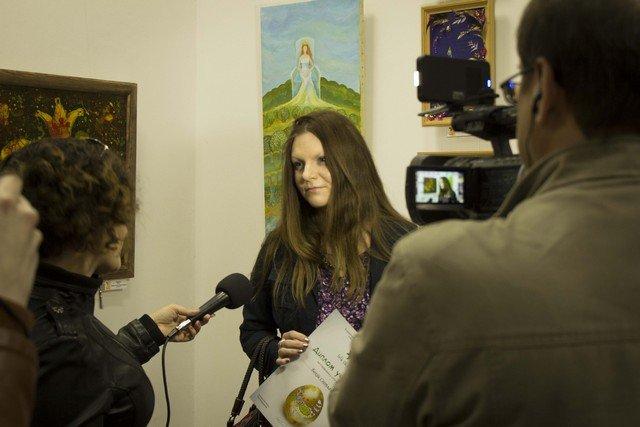 """В Херсоне открылась выставка """"Барви Таврійського краю"""" (Фото), фото-1"""