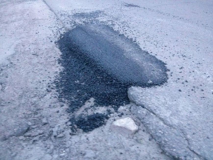 Депутат, недовольный качеством ремонта дорог в Днепродзержинске, собрался обращаться к Гройсману, фото-6