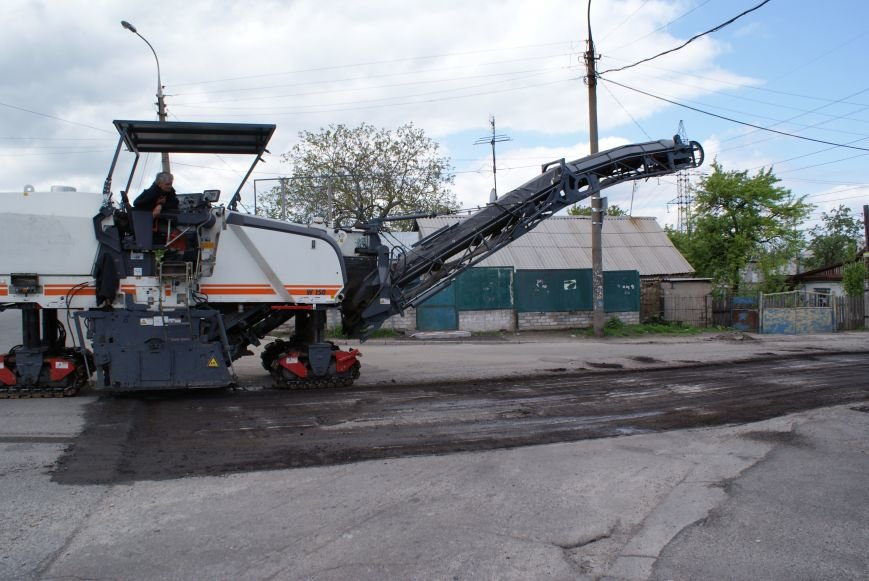 Депутат, недовольный качеством ремонта дорог в Днепродзержинске, собрался обращаться к Гройсману, фото-8