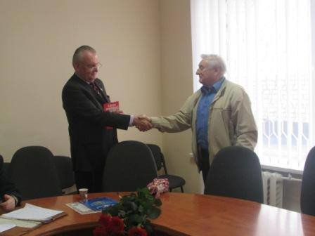 Новоград-Волинський міський голова зустрівся з членами ради старійшин міста, фото-5