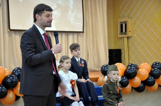 Депутаты крымского парламента провели в школах республики единый «Урок Победы» (ФОТО), фото-1