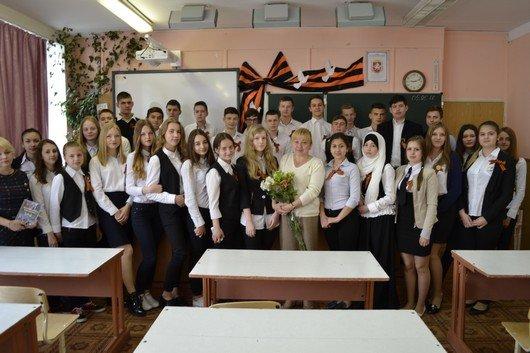 Депутаты крымского парламента провели в школах республики единый «Урок Победы» (ФОТО), фото-3