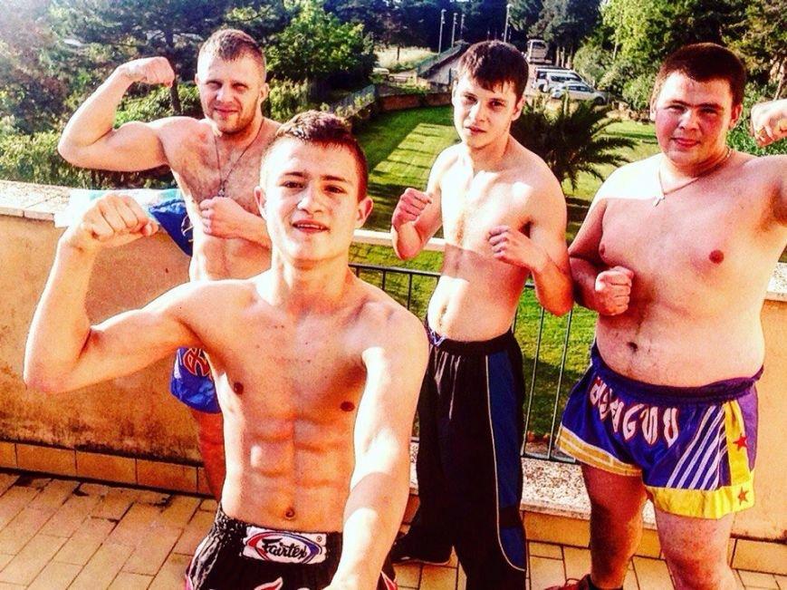 Владислав Микитась прибыл на чемпионат Европы по боевым искусствам в Италию, фото-2
