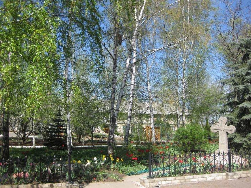 Паломники из Доброполья посетили Свято-Успенский Николо-Васильевский монастырь, фото-14