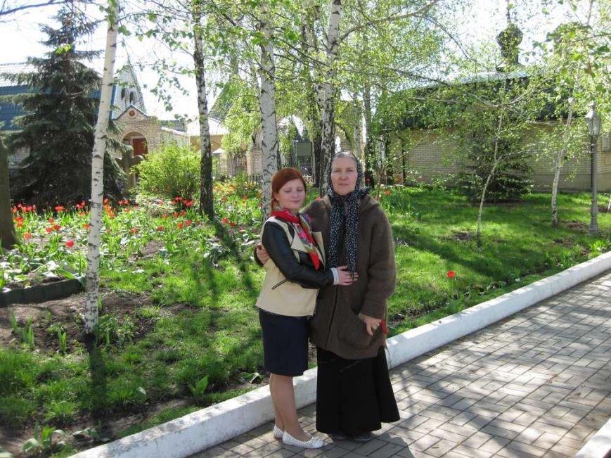 Паломники из Доброполья посетили Свято-Успенский Николо-Васильевский монастырь, фото-10