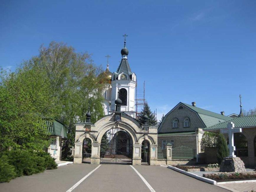 Паломники из Доброполья посетили Свято-Успенский Николо-Васильевский монастырь, фото-17