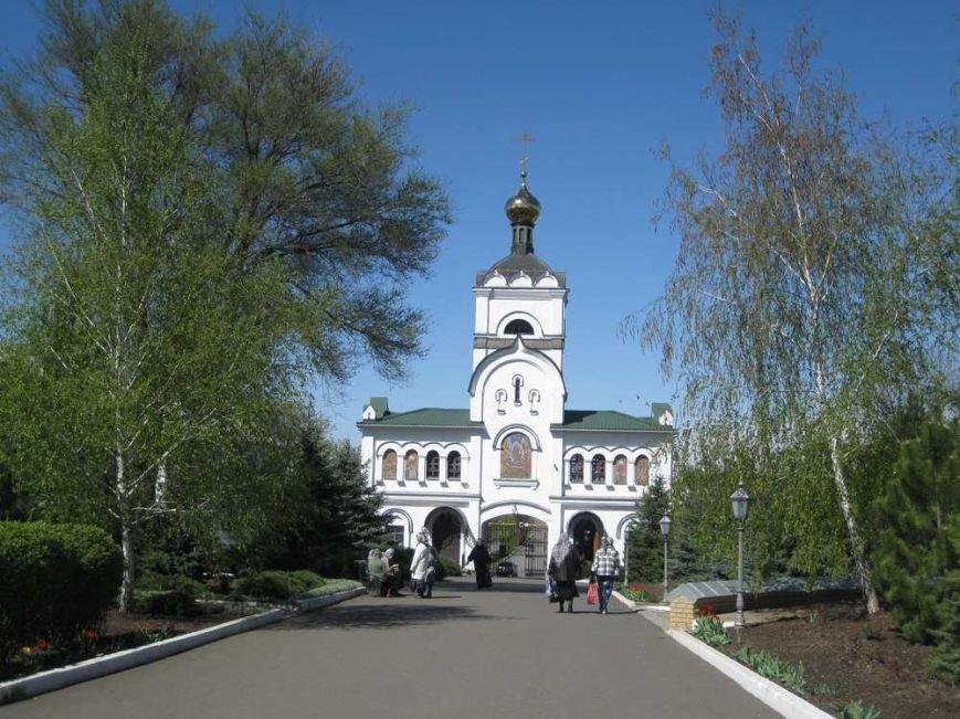 Паломники из Доброполья посетили Свято-Успенский Николо-Васильевский монастырь, фото-22
