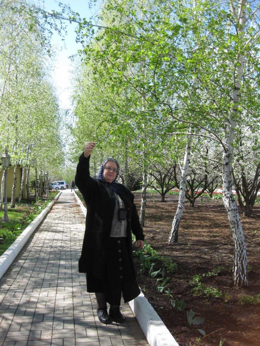 Паломники из Доброполья посетили Свято-Успенский Николо-Васильевский монастырь, фото-8