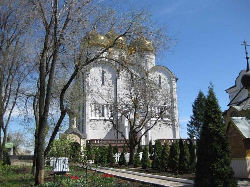 Паломники из Доброполья посетили Свято-Успенский Николо-Васильевский монастырь, фото-5