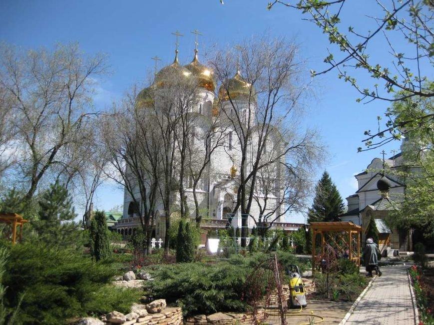 Паломники из Доброполья посетили Свято-Успенский Николо-Васильевский монастырь, фото-2