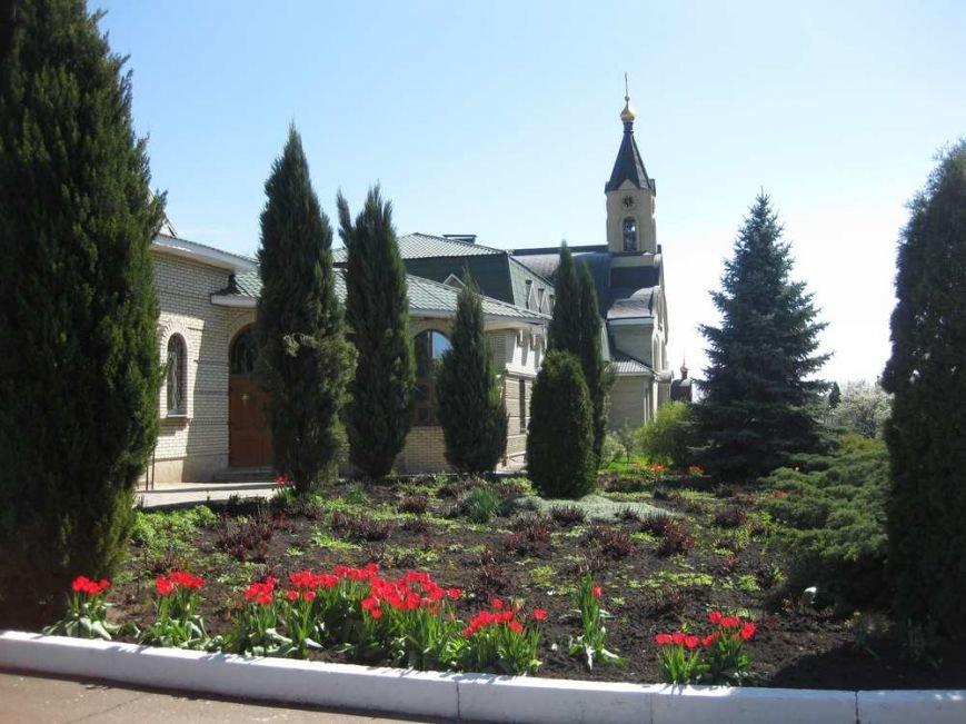 Паломники из Доброполья посетили Свято-Успенский Николо-Васильевский монастырь, фото-16