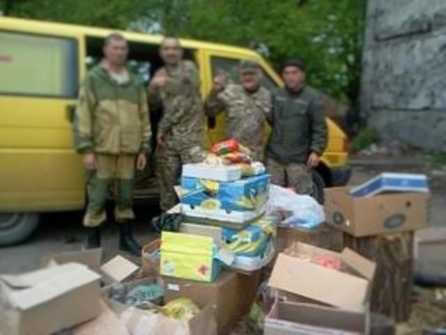 Буковинські волонтери відсвяткували Великдень на передовій(ФОТО), фото-1