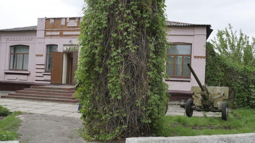 В Славянск вернулись похищенные террористами пушки, фото-4