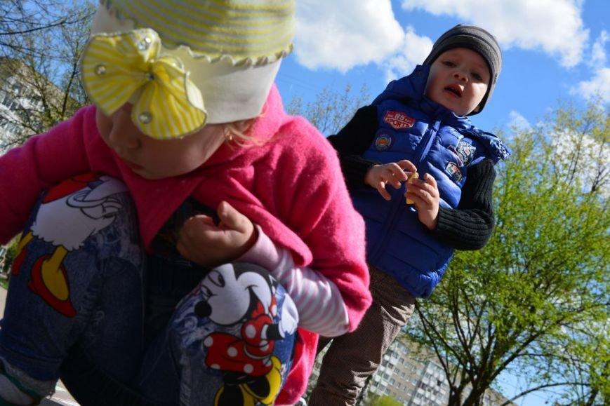 Детский город. Как новополоцкие малыши рисовали от души, фото-16