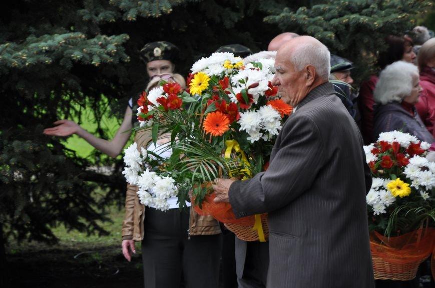 В Краматорске состоялся митинг-реквием ко Дню памяти и примирения, фото-13