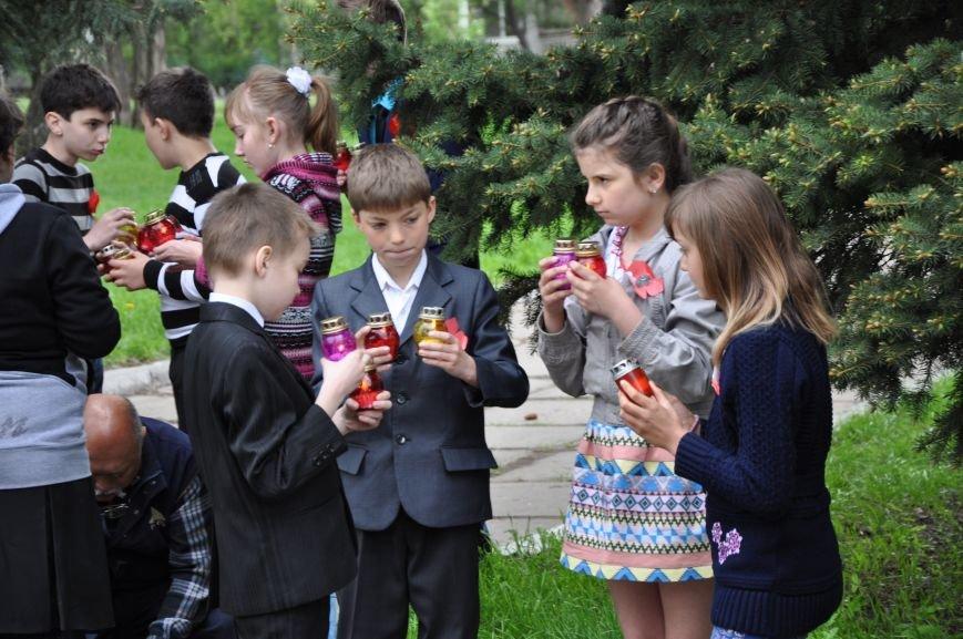 В Краматорске состоялся митинг-реквием ко Дню памяти и примирения, фото-6