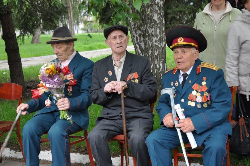 В Краматорске состоялся митинг-реквием ко Дню памяти и примирения, фото-3