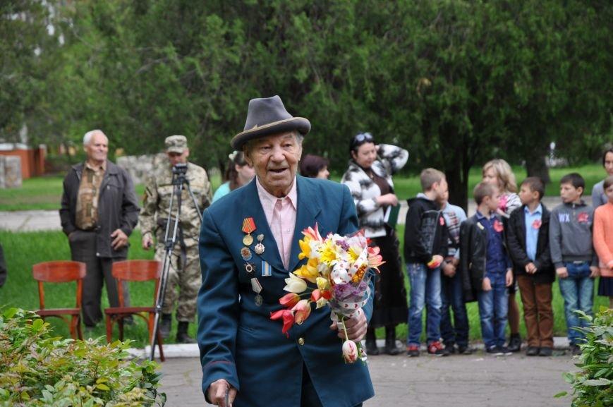 В Краматорске состоялся митинг-реквием ко Дню памяти и примирения, фото-17