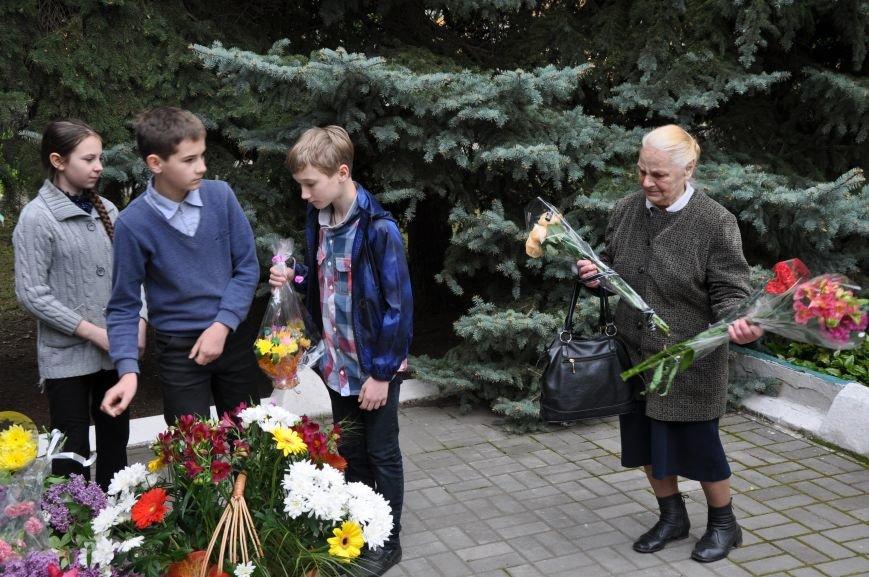 В Краматорске состоялся митинг-реквием ко Дню памяти и примирения, фото-15