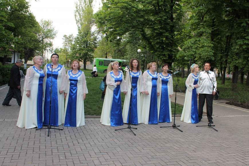 Селидовчане танцевали под песни о любви и верности, фото-21