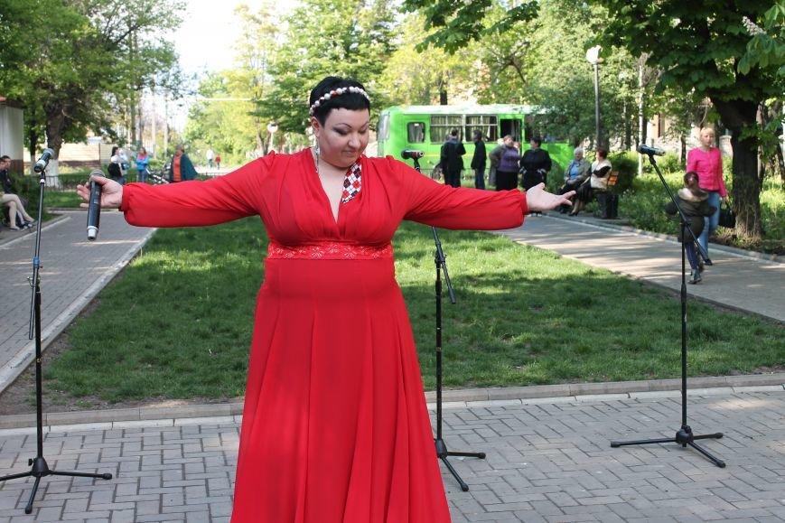 Селидовчане танцевали под песни о любви и верности, фото-24