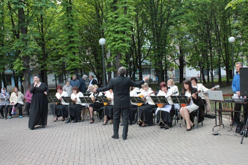 Селидовчане танцевали под песни о любви и верности, фото-4