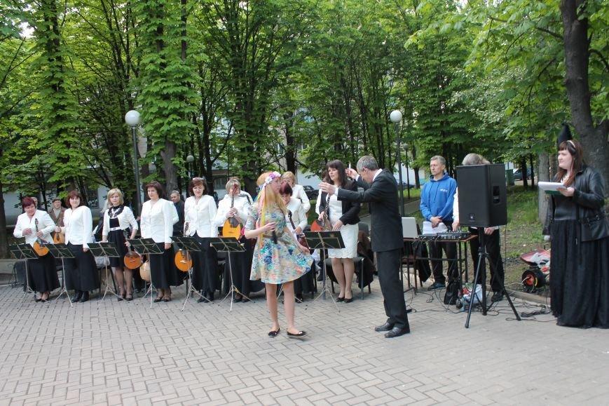 Селидовчане танцевали под песни о любви и верности, фото-9