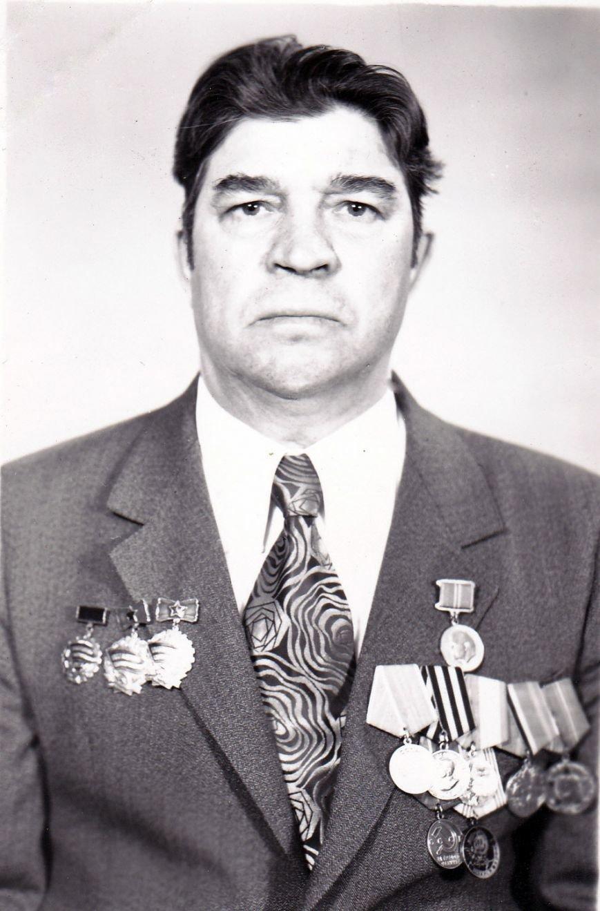 Кондрашкин Иван Яковлевич