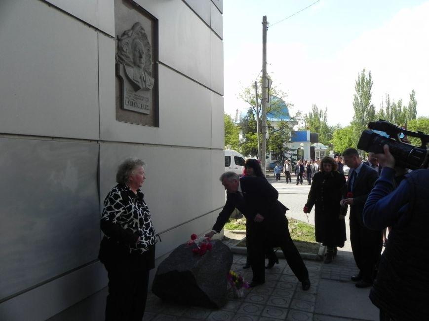 В Бердянске возлагали цветы в память о героях войны, фото-6