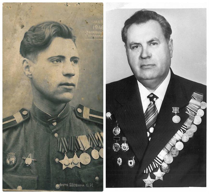 Бужинский П.С. коллаж