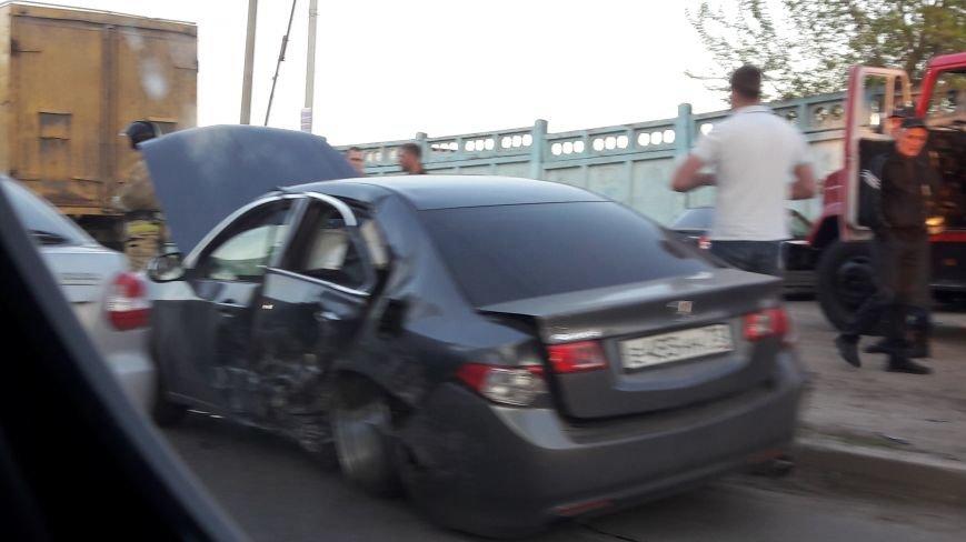 На ул. Урицкого произошла авария с тремя автомобилями. ФОТО, фото-6