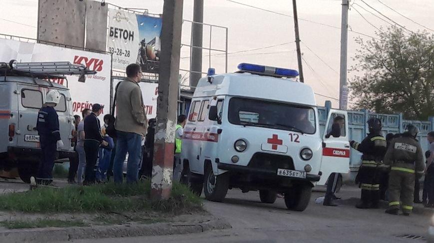 На ул. Урицкого произошла авария с тремя автомобилями. ФОТО, фото-1