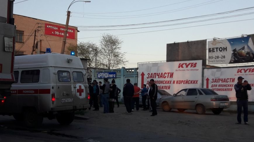 На ул. Урицкого произошла авария с тремя автомобилями. ФОТО, фото-4