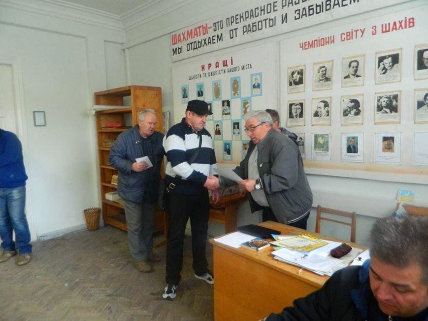 До Дня перемоги у Новограді-Волинському відбувся шахово-шашковий турнір, фото-3