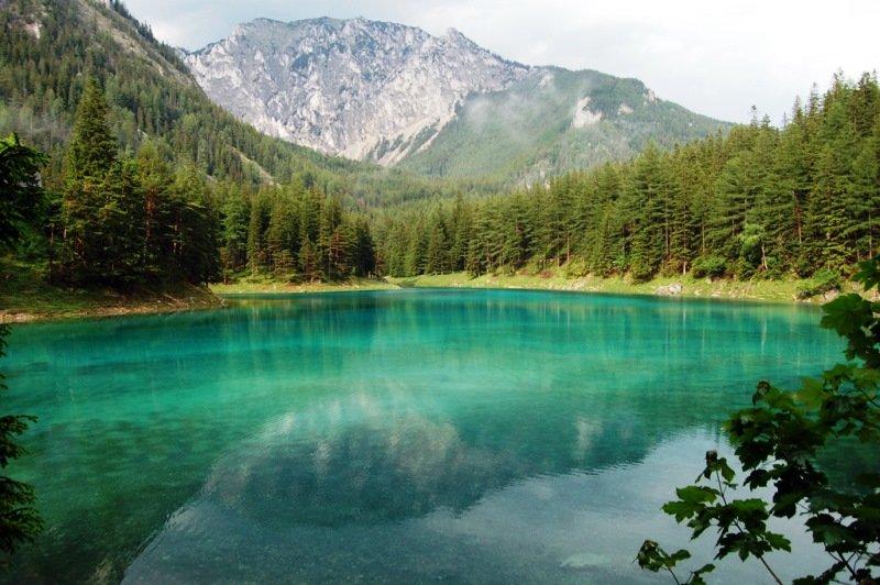 Зелене-озеро