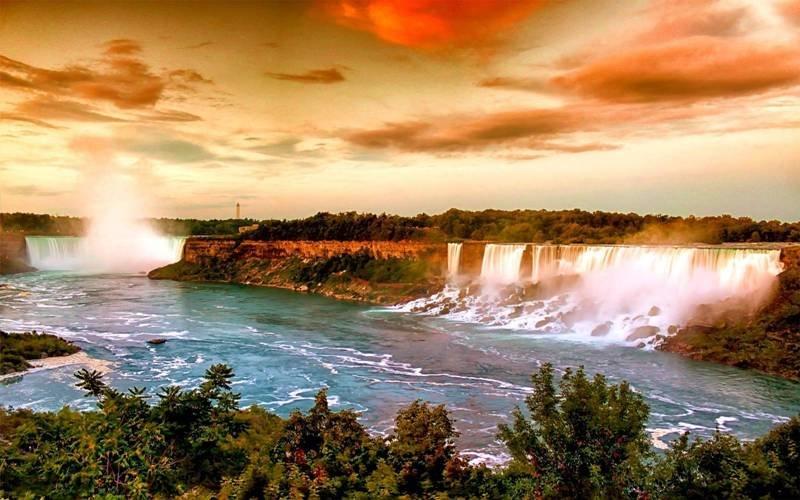 Ніагарський-водоспад