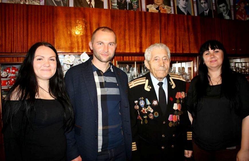 В Каховке осталось 39 участников боевых действий и инвалидов Второй мировой войны (фото), фото-1
