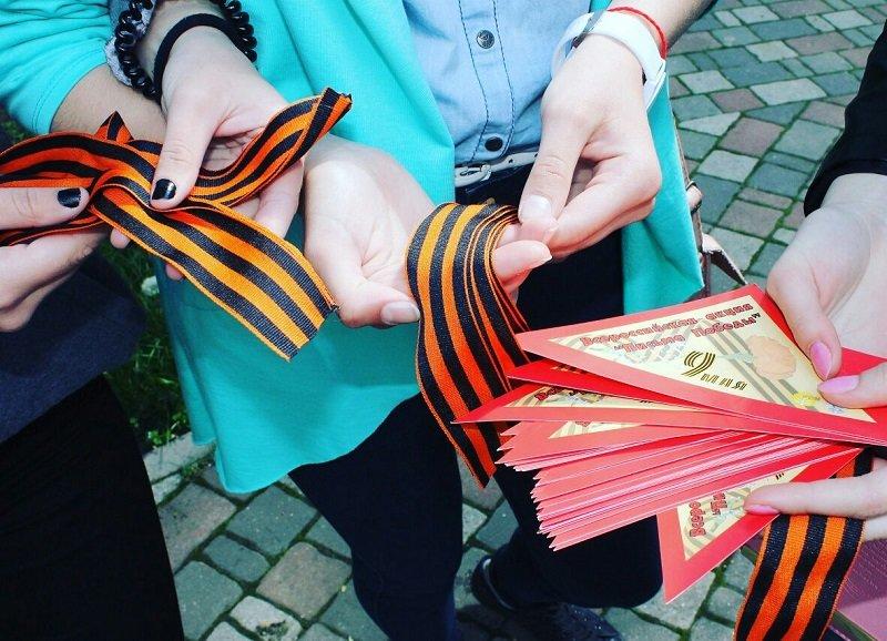 Акции «Георгиевская Ленточка» и «Письма Победы» прошли в Пятигорске, фото-1