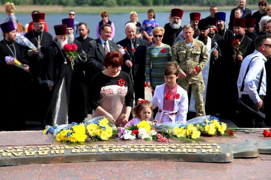В Херсоне в День памяти и примирения молились за погибших воинов (фото), фото-1