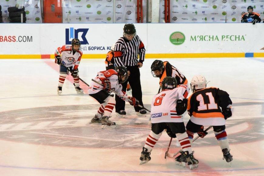ХК «Донбасс» провел всеукраинский детский хоккейный турнир, фото-2