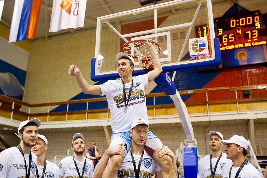 Баскетбольная команда клуба «Сахалин» - чемпион!, фото-2