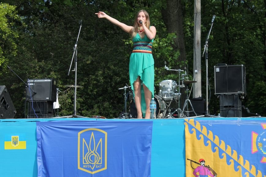 Сотні мешканців м. Селидове зібралися на патріотичному концерті, фото-26