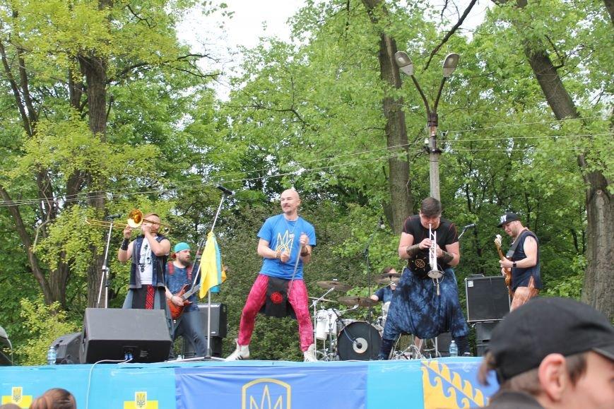 Сотні мешканців м. Селидове зібралися на патріотичному концерті, фото-20