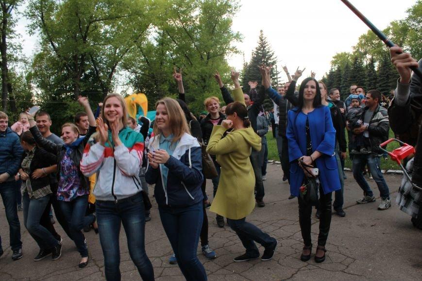 Сотні мешканців м. Селидове зібралися на патріотичному концерті, фото-10