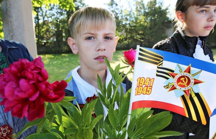 В Симферополе прошли мероприятия, посвящённые Дню Великой Победы в Великой Отечественной войне (ФОТО), фото-3
