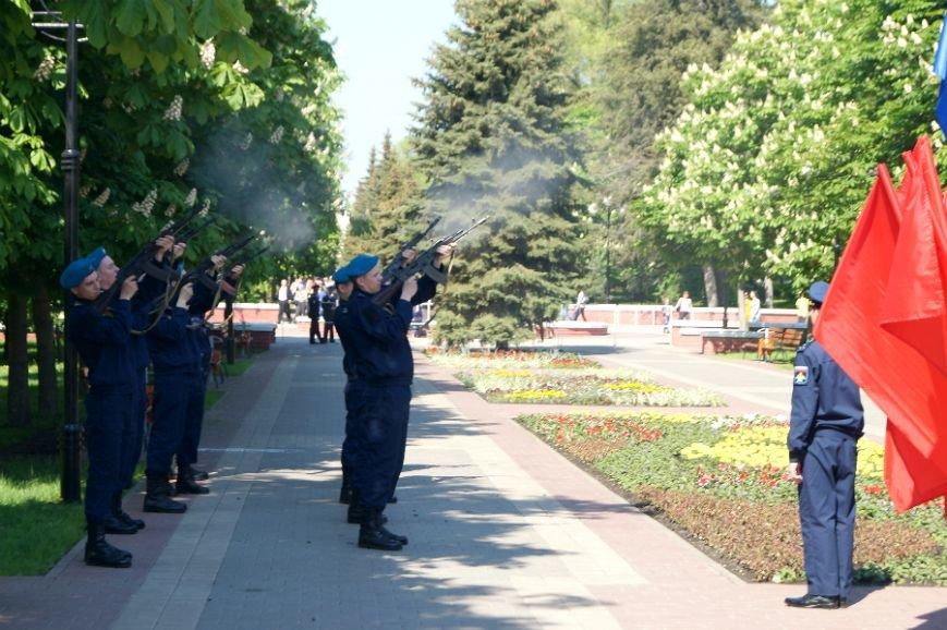Белгородцы отпраздновали День Победы парадом и шествием «Бессмертного полка», фото-3