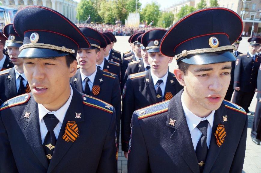 Белгородцы отпраздновали День Победы парадом и шествием «Бессмертного полка», фото-8