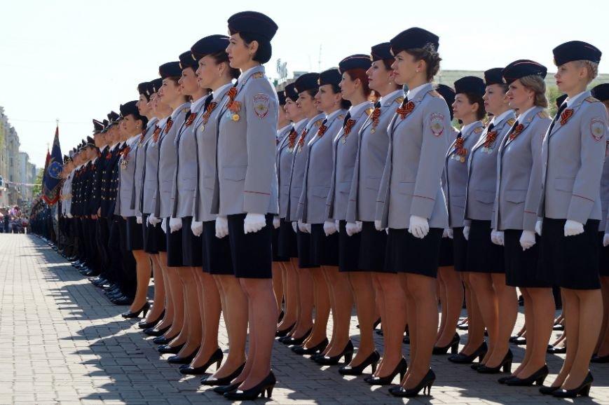 Белгородцы отпраздновали День Победы парадом и шествием «Бессмертного полка», фото-6