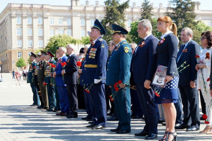 Белгородцы отпраздновали День Победы парадом и шествием «Бессмертного полка», фото-2