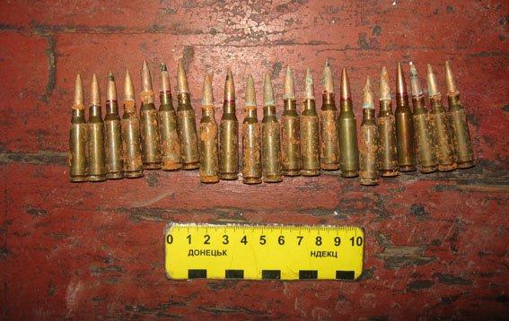 Выехав на семейный конфликт, правоохранители изъяли боеприпасы, фото-1